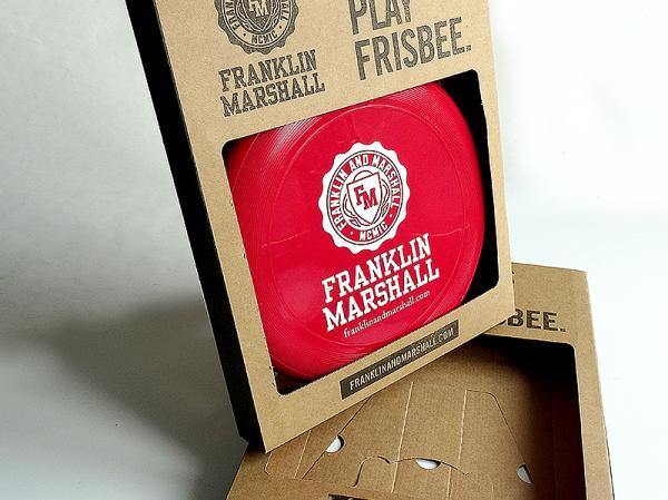 Packaging porta frisbee