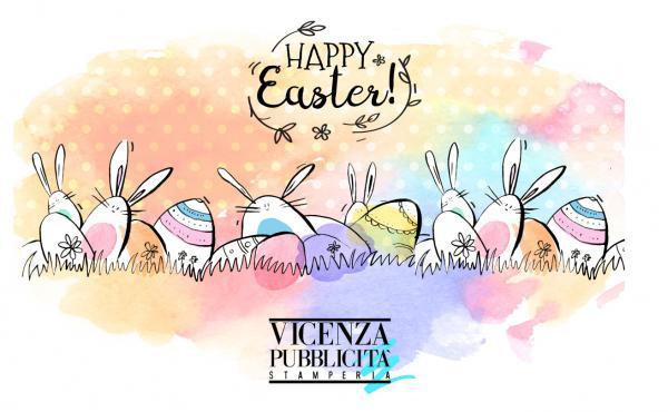 Cari auguri di buona Pasqua